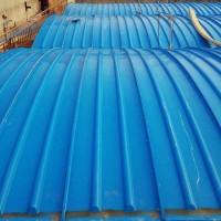 巨卫 玻璃钢污水池盖板 玻璃钢拱形盖板 手糊管件 拱形废气臭气收集盖板 公司