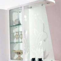 [预售]唯强绿宝隔断柜间厅柜玻璃屏风柜欧式玄关柜