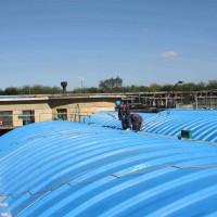 巨卫 污水池盖板 玻璃钢拱形盖板 手糊管件 玻璃钢弧形盖板 公司